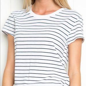 Brandy Melville Margie Striped Top